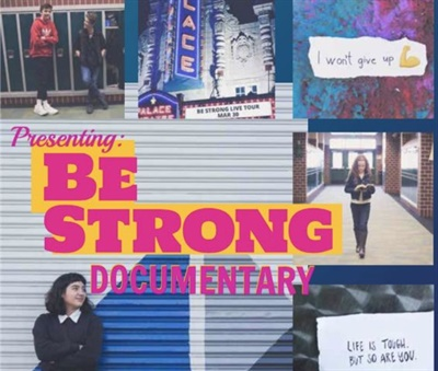 Safe Fleet is promoting partner Be Strong's bullying prevention documentary, which will be broadcast online.