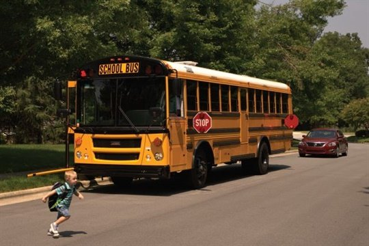 Safe Fleet's brands provide a variety of school bus equipment, including stop arms, crossing arms, and video surveillance systems.