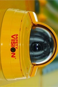 The Safety Vision high-definition stop-arm camera system is a turnkey, standalone system incorporating a megapixel image sensor and solid state recording.