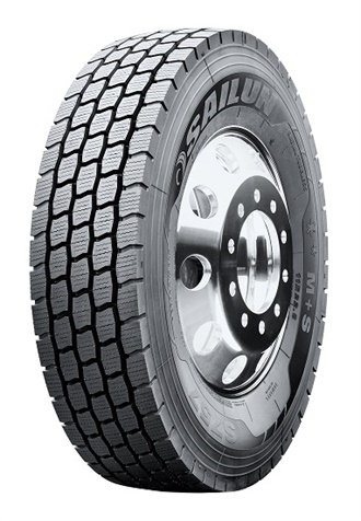The new Sailun S757 super regional all weather drive tire offers a casing retread warranty for up to two retreads.
