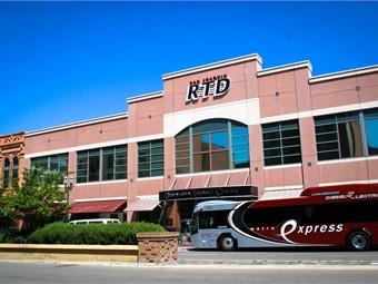 San Joaquin Regional Transit District (RTD) is the regional transit provider for SanJoaquin County, Calif. Photo: San Joaquin RTD