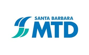 Santa Barbara MTD was recognized for its launch of real-time arrival bus information via a smartphone app and texting feature, improving fiscal stability measures, and for a deepened partnership with UC Santa Barbara in the creation of the Line 28 service. Photo: Santa Barbara MTD