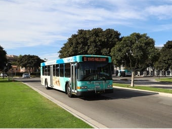 MTD's transition to renewable diesel speeds up a reduction in emissions fleetwide, and takes the opportunity to green the remaining diesel fleet.Santa Barbara MTD