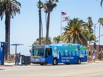 More than 500 BBB customers participated in an online survey that enabled them to vote for upgrades at their preferred bus stop locations.