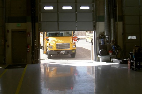Out of more than 12,000 school buses inspected by the Missouri State Highway Patrol this year, 10,888 were found to have no defects. File photo by John Horton