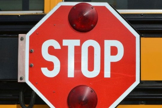 A bill signed into law in Georgia earlier this year modifies requirements for stopping for school buses and decreases fines for some violations.