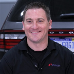 Schrader's W Rippetoe will share his TPMS expertise during educational sessions Tuesday, Wednesday and Thursday of the 2018 SEMA Show and AAPEX.