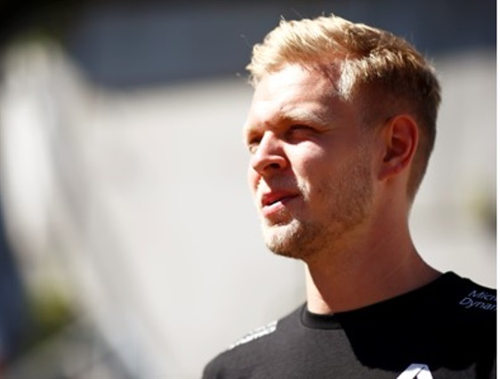 Kevin Magnussen to drive alongside veteran pilot Romain Grosjean beginning with the 2017 FIA Formula One World Championship.