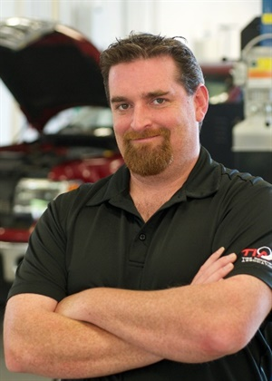 Sean MacKinnon brings his TPMS and tire service training background to Bartec, where he is the new national sales manager-north.
