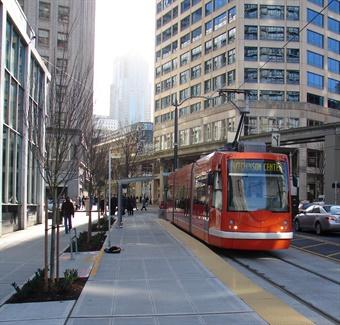 Seattle Streetcar – Phil Klinkon