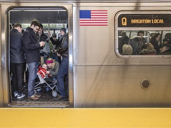 Transit Tech Lab has put New York at the forefront of the emerging field of transit tech, which promises to transform customer experience, reduce commuting times, and make it far easier to effectively manage complex transit systems.MTA/Patrick Cashin