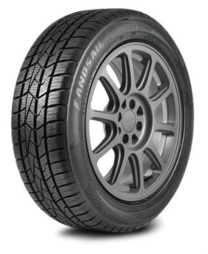 The new Landsail 4-Seasons all-weather tire has a 30,000-mile tread wear warranty.