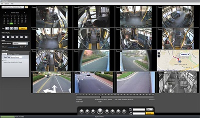Seon's new hybrid video surveillance system is designed for transit fleets that want multiple high-definition views inside and outside the vehicle while preserving their analog camera investment.