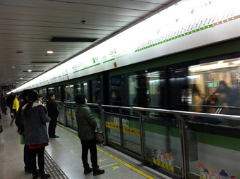 Shanghai Metro photo via Flickr/Christian MANGE