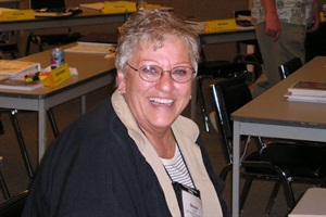 Sharon Schalk was the longtime director of transportation at White Salmon (Wash.) Valley School District and the lead instructor for Washington state's driver trainer program.