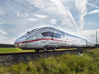 As a result of the agreement, five ICE 4 trains will be accepted by DB in the coming days and enter service.