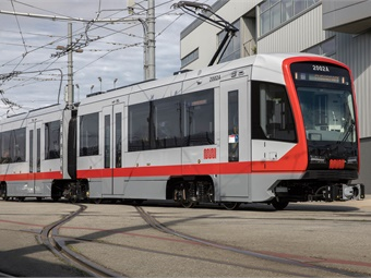 Valley Metro's S70 light rail vehicles will be built on the same proven technology as Siemens' SFMTA vehicles.