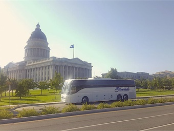 Silverado Stages has been providing safe, reliable and comfortable motorcoach and shuttle transportation service across California, Nevada, Arizona, and the West for over 30 years.