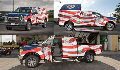 Simple Tire is once again extending its support to the Wounded Warriors Family Support organization.