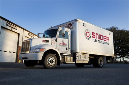 Snider Fleet Solutions coverage reaches 75% of the continental U.S., with the addition of 27 commercial outlets from Michelin's Truck Centers LLC.
