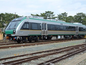 In connection with SMART's start of service, several public transit agencies have developed new routes or adjusted existing ones to coordinate with the train's schedule.Photo courtesy SMART