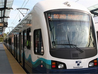 The 2.4-mile Tacoma Link Extension will add six new stations and five new light rail vehicles, doubling the length of the existing system. Sound Transit