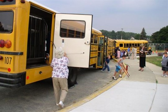 SBF's Special-Needs Survey covers such topics as student ridership, driver pay, and special-needs bus equipment. Photo by Bob Markwardt