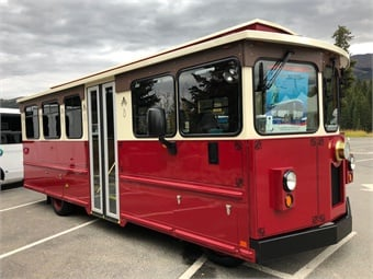 Based in Henderson, Nev., Specialty Vehicles provides trolleys, trams, and electric shuttles all over the globe.