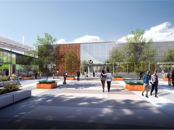 Stantec is providing architecture, lighting design, and project management on the project. Stantec