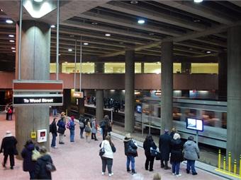 "Steel Plaza subway station. Steel Plaza Subway Station"" by John Marino - Own work. Licensed under CC0 via Wikimedia Commons."" target=""_blank"">John Marino"