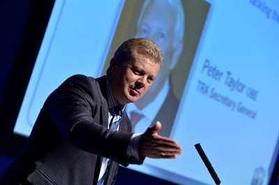 Conference speaker Stefan Hay is the NTDA chief executive.