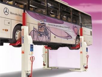 Stertil-Koni ST 1064 mobile column lift