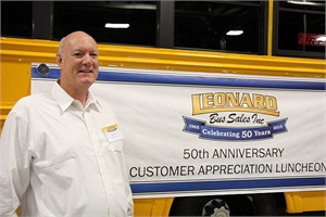 rob stiteler formerly with navistar joined leonard bus sales as the new director of - Fixed Operations Director