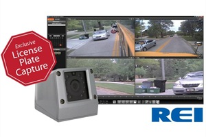 REI's high-resolution stop-arm camera captures the license plate information of motorists who illegally pass stopped school buses. Its day/night setting provides optimum viewing of the license plate.