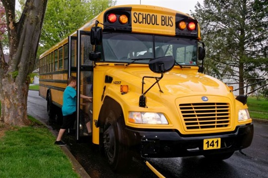 STI's new School Transportation Group will focus on the company's core school contracted transportation operations.
