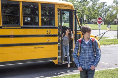 The school bus driver of today needs to be aware of the many warning signs and indicators of violence. File photo courtesy of the National Highway Traffic Safety Administration