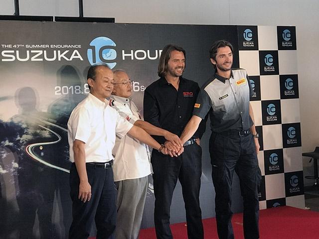 TheSuzuka 10 Hours Race entrants willall running on Pirelli P Zero tires.
