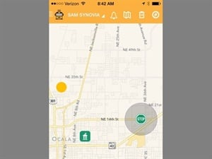 Indianapolis Public Schools is piloting Here Comes the Bus, an app created by Synovia Solutions that lets parents see the location of their child's bus.