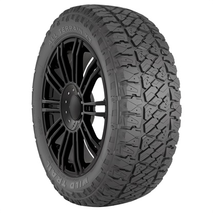 The Wild Trail All-Terrain XT is a refresh of the Wild Trail All-Terrain tire. It will be available in 33 sizes for pickups and SUVs.