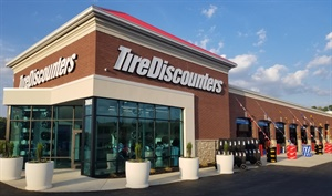 The newest Tire Discounters store is in the Huntsville, Ala., area.