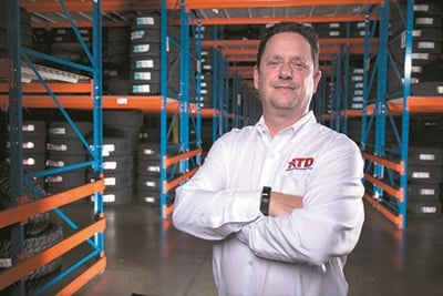Over the years, new TIA President David Martin has worked for several aftermarket companies and has seen first-hand the important role TIA plays in the safety and well-being of tire installers and other industry members.