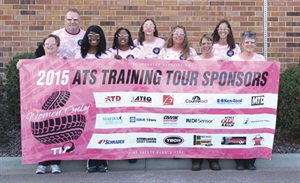 """TIA held its first ever """"for women only"""" ATS training class in Denver recently."""