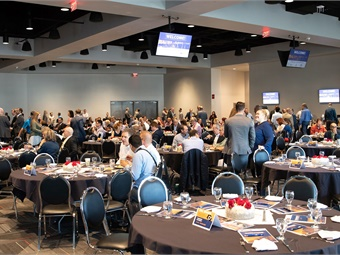 More than 250 Southern Nevada community, business and elected leaders attended the 2018 Transit-Oriented Development Symposium headlined by Former U.S. Secretary of Transportation Anthony Foxx. RTC of Southern Nevada