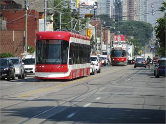 Streetcar photos courtesy TTC by Mike DeToma