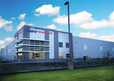 TWI's new distribution center will open in Fresno, Calif., in July and cater to dealers in California's Central Valley.