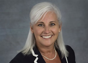Dr. Tammy Grissom is the executive director of the Tennessee School Boards Association.