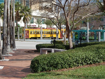 The $2.7 million grant will be used to increase streetcar service from every 20 minutes to every 15 minutes and provide extended service hours.
