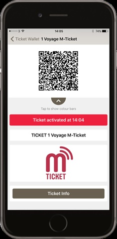 2 French cities launch Masabi JustRide SDK mobile payment