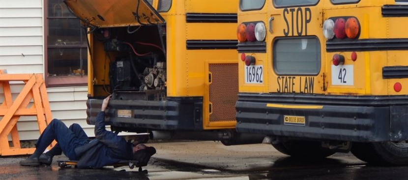 How and When to Buy a Used School Bus - Management - School