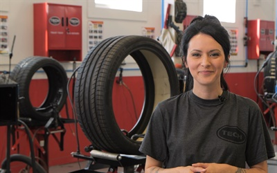 Tech Tire Repairs has introduced a digital trainer, Izzy, who will demonstrate best practices for tire repairs. The videos are on the company's YouTube channel.